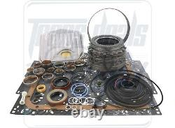 Convient Gm Chevy Th700r-4 700r4 4l60 Transmission Overhaul Deluxe Rebuild Kit 87-93
