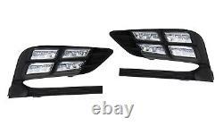 Direct Fit 10w Lampes Led Blanches De Jour Lumière / Brouillard Pour 2016-18 Chevy Cruze