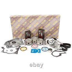 Engine Rebuild Kit Fit 1989-05/1993 Geo Metro Pontiac Chevrolet 1.0 G10