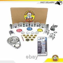 Engine Rebuild Kit S'adapte 96-98 Chevrolet Gmc Astro Blazer 4.3l V6 Ohv 12v