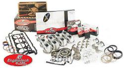 Engine Rebuild Kit S'adapte Chevrolet Sbc 350 5.7l Ohv V8 1967-1985