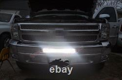 Fit 07-13 Chevy Silverado 1500/2500/3500 Kits De Montage De La Barre De Lumière De 20 ''