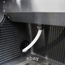 Fit 2014 2020 Colorado En Aluminium Rétractable Imperméable 5ft Dur Tonneau Cover