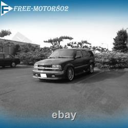 Fit 98-04 Chevrolet S10 Gmc Extreme Style Pu Chocs Avant Becquet Corps Kit