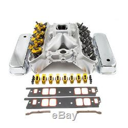 Fit Chevy Bbc 454 Hyd Rouleau Culasse Top End Combo Kit Moteur