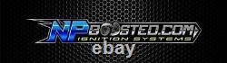 Fits Lq9 D585 Paquets De Bobines D'allumage & Support + Fils De 10mm 4 Cyl Universal Kit