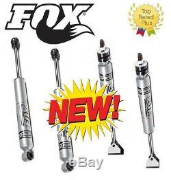 Fox 2.0 Chocs Avant / Arrière 2-3 Kits Convient De Niveleurs Pour 2001-2010 Gm 2500hd 3500
