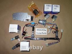 Gm 4l60e Transmission Solénoïde Kit Master Epc Shift Tcc Pwm 1998-02 Avec Filter