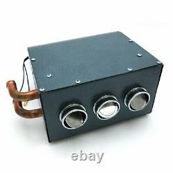 Gobi Compact Heater Deluxe Sous Dash Kit 12v Camion Muscle Car Fits Ford Hot Rod