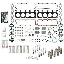 Joint De Culasse Set Boulons Lifters Convient 05-14 Gmc Chevrolet Cadillac 4.8 5.3 Afm