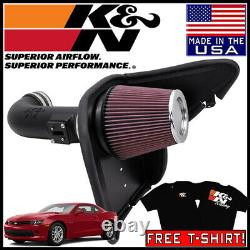K&n Aircharger Cold Air Intake System S'adapte 2010-2015 Chevy Camaro Ss 6.2l V8