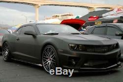Kbd Body Kits Aggressor 2 Polyuréthane Pare-chocs Avant Convient Chevrolet Camaro 10-13