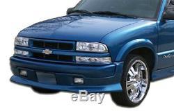 Kbd Body Kits Ex Spec Polyuréthane Avant Lèvres Convient Chevy S-10 & Blazer 94-04