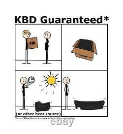 Kbd Body Kits Premier Style Polyurethane Roof Wing Spoiler Fits Chevy C/k 07-13