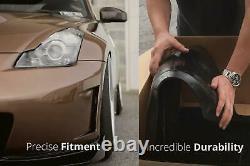 Kbd Body Kits Type J Style Polyurethane Full Body Kit Fits Chevy Camaro 93-97