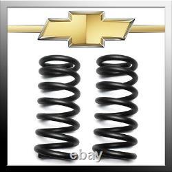 Kit 2 Ressorts De Chute Avant S'adapte 88-98 Chevrolet C1500 Kit 2wd Ressorts De Bobines D'abaissement