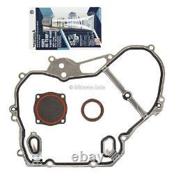 Kit De Chaîne De Chronométrage Vct Selenoid Actuator Gear Cover Gasket Fit Gm Ecotec 2.2l 2.4l