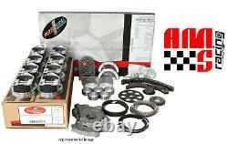 Kit De Reconstruction De Moteur Avec Pistons Plats Pour 2003 2004 Chevrolet Gmc Ls 325 5.3l