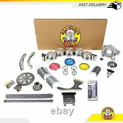 Kit De Reconstruction Du Moteur S'adapte 04-06 Chevrolet Gmc Canyon Colorado 3.5l L5 Dohc 20v