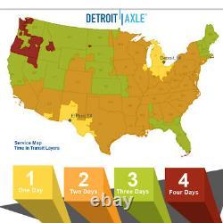 Kit De Suspension Avant 12pc Pour Tahoe K1500 K2500 Suburban Et Yukon 4x4 4wd