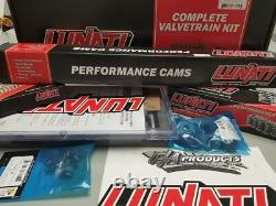 Lunati Bbc Retro-fit Roller Cam Kit 287/298 Dur. 535/. 545 Ascenseur Big Block Chevy