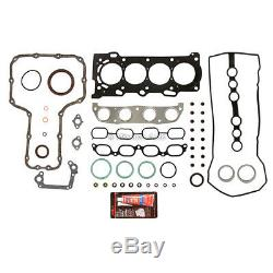Moteur Rebuild Kit Fit 00-08 Toyota Chevrolet 1.8l Dohc 1zzfe