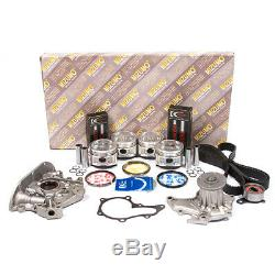 Moteur Rebuild Kit Fit 88-89 Toyota Corolla Gts Geo Prizm 1.6l Dohc 4age