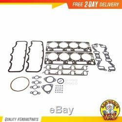 Moteur Reconstruire Kit Convient 92-04 Gmc Chevrolet Hummer 6.5l Cu. 395, Ohv, Diesel