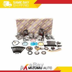 Moteur Reconstruire Kit Révision Fit 99-03 Chevrolet Suzuki 1.8l 2.0l J18a J20a