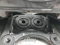 Nouveau Gm Oem 4 Pistons Brembo Avant Étriers Avec Des Kits De Broches + Pads Convient Ats Regal Cts