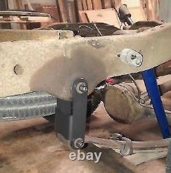 Pour 04-12 Colorado Canyon 06-10 Hummer 3 Keys Avant 2 Kit Élévateur De Niveau Arrière 4x4
