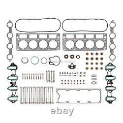 Raccords 99-01 Chevrolet Silverado Gmc Sierra Yukon 4.8l 5.3l Joints De Joints De Tête