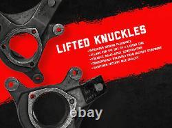 Rough Country 3.5 Lift Kit (s'adapte) 07-13 Silverado Sierra 1500 4x4 N3 Chocs