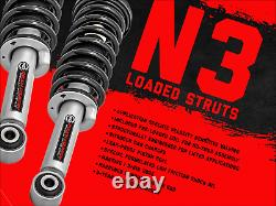 Rough Country 3.5 Lift Kit (s'adapte) 07-13 Silverado Sierra 2wd N3 Struts/shocks