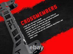Rough Country 5 Lift Kit (ajustements) 14-18 Chevy Silverado Sierra 1500 4wd N3 Chocs