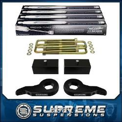 S'adapte 1988-1998 Chevy K1500 Gmc K1500 4wd 3 Pouces + 2 Inch Lift Kit + Chocs