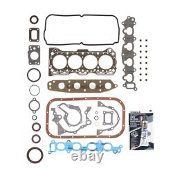 S'adapte 94-01 Esteem Sidekick Vitara Tracker 1.6l 16-valve Engine Rebuild Kit G16kv
