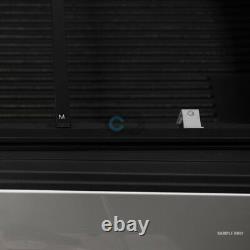 S'adapte 99-07 Chevy Silverado/gmc Sierra Stepside 6.5 Ft Bed Snap-on Tonneau Cover