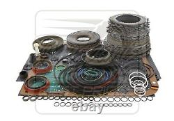 S'adapte Chevy 4l60e Transmission Master Rebuild Kit 1997-03 Avec Pistons Collés
