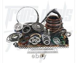 S'adapte Chevy 4l60e Transmission Powerpack Red Eagle Deluxe Rebuild Kit 97-03 L2