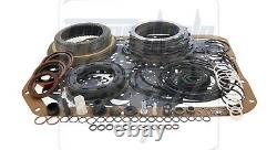 S'adapte Chevy 4l80e 4l80-e Transmission Alto Master Rebuild Overhaul Kit 1990-96