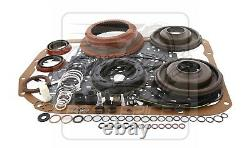 S'adapte Chevy 4l80e Alto Red Eagle High Performance Transmission Rebuild Kit 97-on