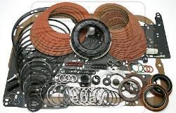 S'adapte Chevy 4l80e Alto Red Eagle Performance Transmission Ls Rebuild Kit 90-96