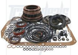 S'adapte Chevy 4l80e Raybestos Performance Transmission Master Rebuild Kit 97-on