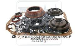 S'adapte Chevy Gm 4l80e Alto Red Eagle Performance Transmission Rebuild Kit 1997-on