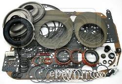 S'adapte Chevy Gm 4l80e Transmission Alto Less Steel Rebuild Kit 1997-up