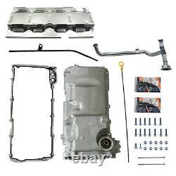 S'adapte Chevy Gm Performance Ls1 Ls3 Lsa Lsx Moteurs Muscle Car Moteur Oil Pan Kit