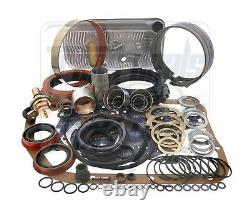 S'adapte Chevy Th400 Transmission Alto Performance Deluxe Rebuild Kit Level 2 65-on