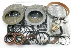 S'adapte Chevy Th400 Transmission Master Rebuild Kit 1964-au Niveau 2