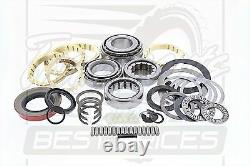S'adapte Ford Chevy T5 Non World Class 5 Speed Transmission Rebuild Bearing Kit